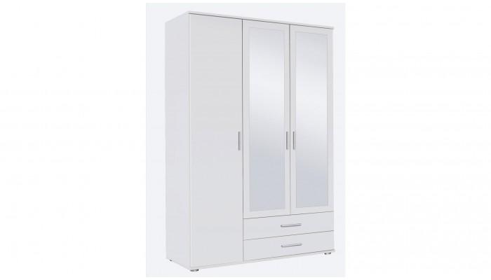MENTON - Armoire 3 portes dont 2...
