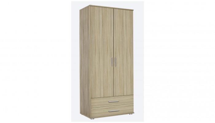 MENTON - Armoire 2 portes 2 tiroirs...