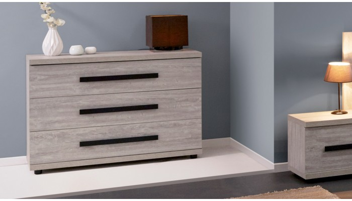 DELPHES - Commode 3 tiroirs