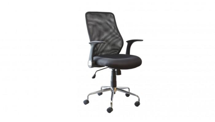 SURF - Chaise de bureau noire