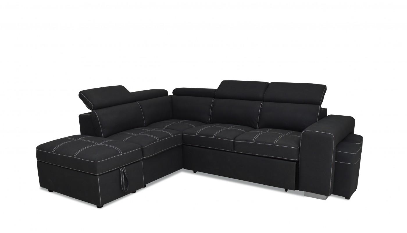 Adele fauteuil scandinave tissu brun les docks du meuble for Meuble fauteuil