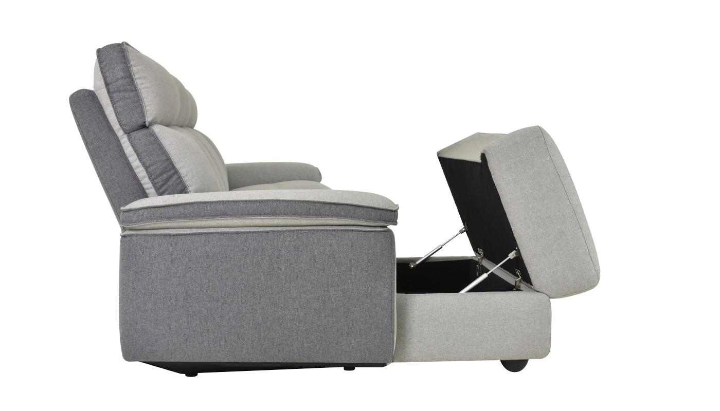surmat sur matelas 180x200 5 zones les docks du meuble. Black Bedroom Furniture Sets. Home Design Ideas