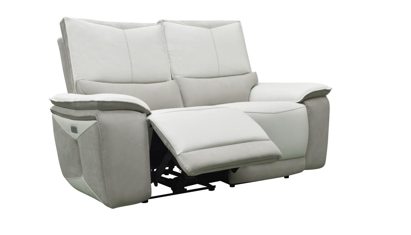 galaxy canap d 39 angle design gris et noir gauche docks. Black Bedroom Furniture Sets. Home Design Ideas