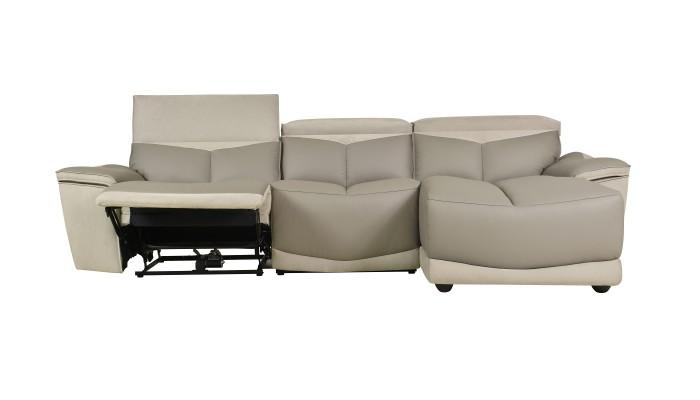 STEEN - Table de séjour rectangulaire