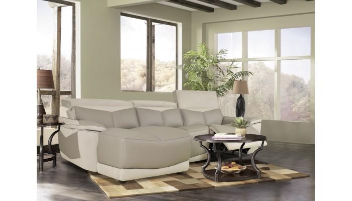 GUEVARRA - Lot de 2 chaises de séjour