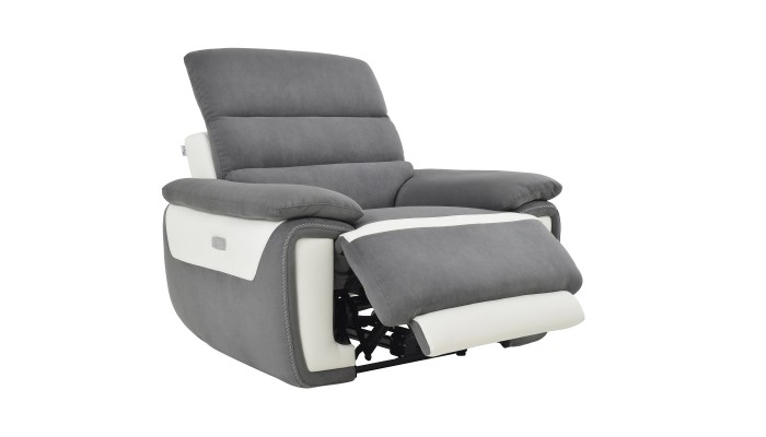 NEW YORK - Fauteuil relaxation...