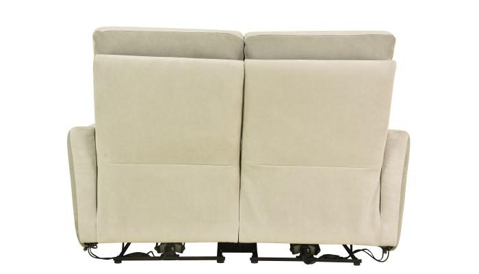 TOBI - Canapé d'angle modulable design multicolore tons marron