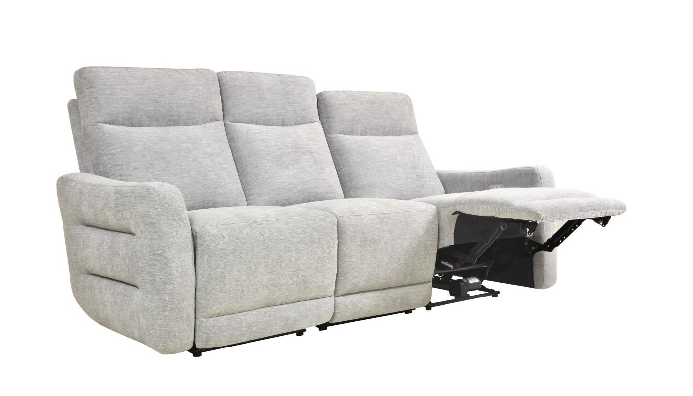 corabia canap d 39 angle convertible gauche design gris fonc et blanc les docks du meuble. Black Bedroom Furniture Sets. Home Design Ideas