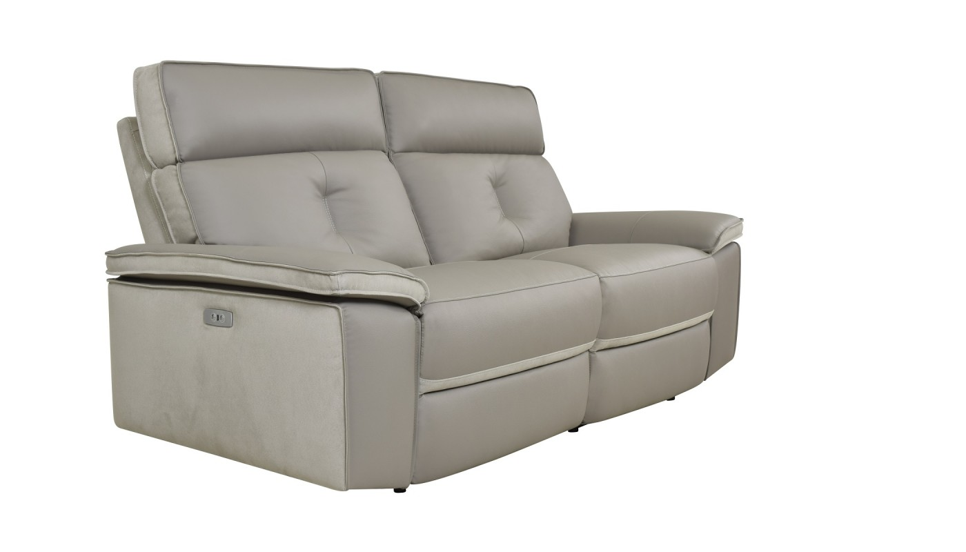 transend table de s jour en verre et blanc docks du meuble. Black Bedroom Furniture Sets. Home Design Ideas