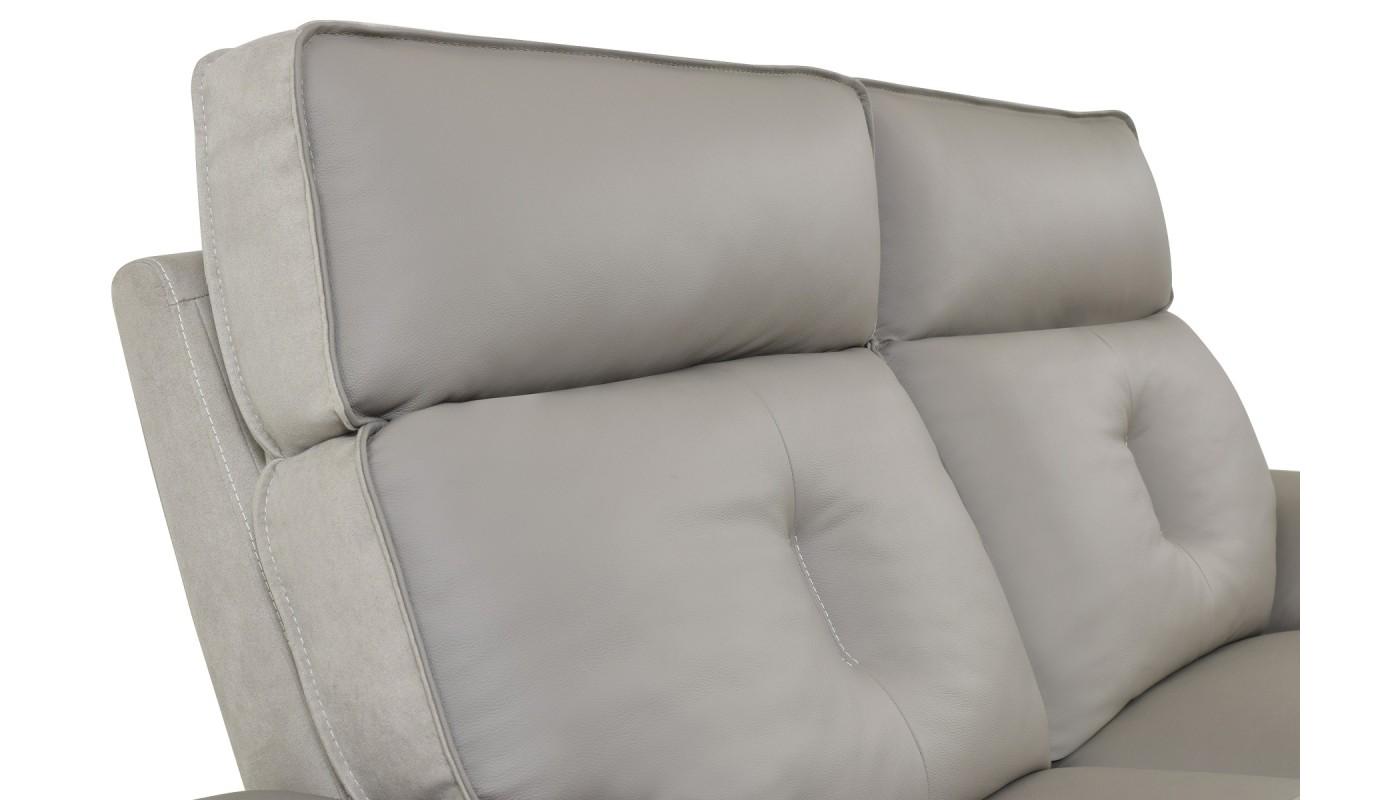 Volto console extensible blanche 3 allonges docks du meuble - Console blanche extensible ...