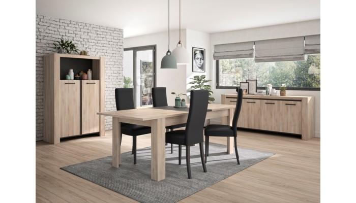 smoothy - meuble de cuisine bas d'angle blanc 1 porte - docks du ... - Meuble D Angle Bas Cuisine