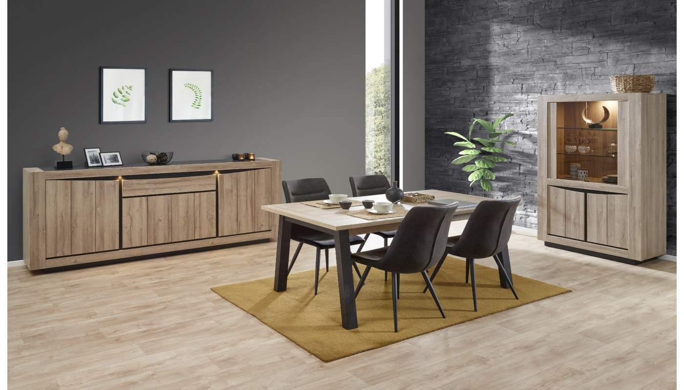 smoothy meuble de cuisine bas d 39 angle rouge 1 porte docks du meuble. Black Bedroom Furniture Sets. Home Design Ideas
