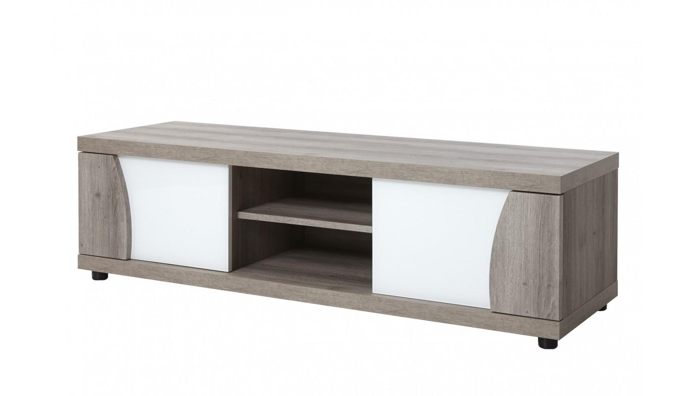 Smoothy meuble de cuisine haut 40 cm noir 1 porte - Meuble cuisine 40 cm ...