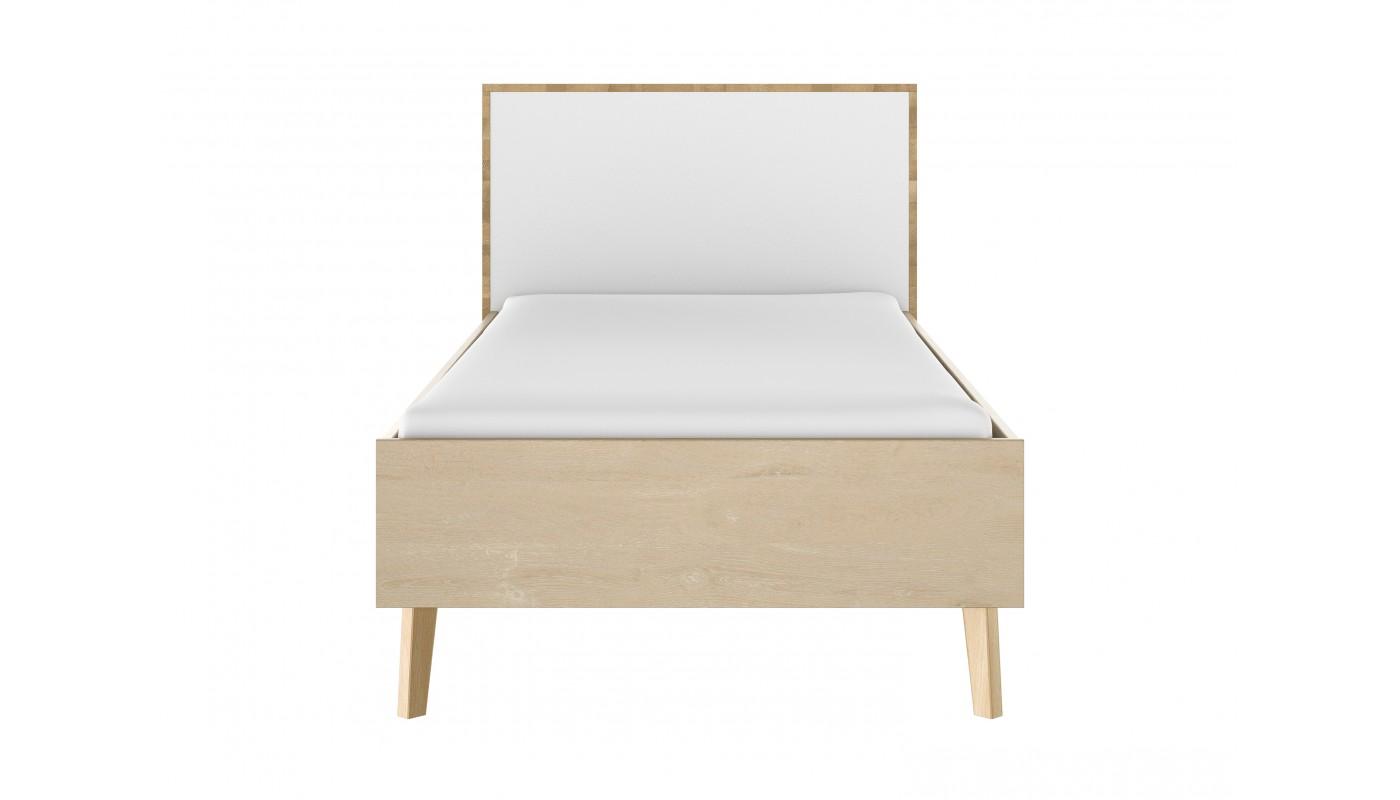 Corner bureau d 39 angle ch ne docks du meuble for Meuble bureau d angle