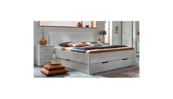 MOVE - Lit combiné avec bureau et 3 tiroirs