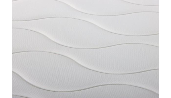 MICHIGAN - Lit pour couchage 140x190 2 tiroirs 1 niche