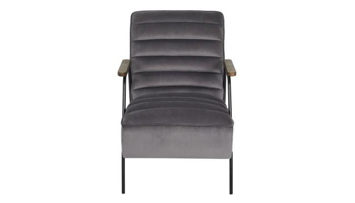 BALTIMORE - Canapé d'angle relaxation modulable avec bar