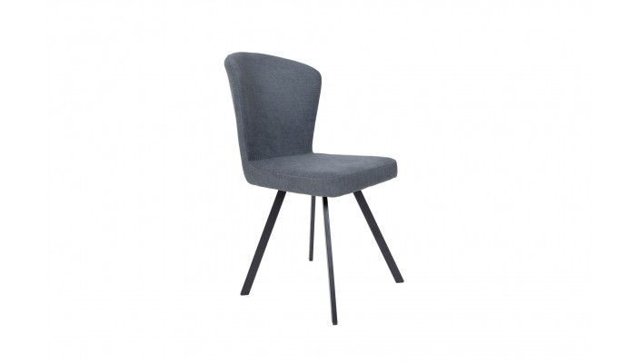 DALLAS - Ensemble table ronde + 2 chaises