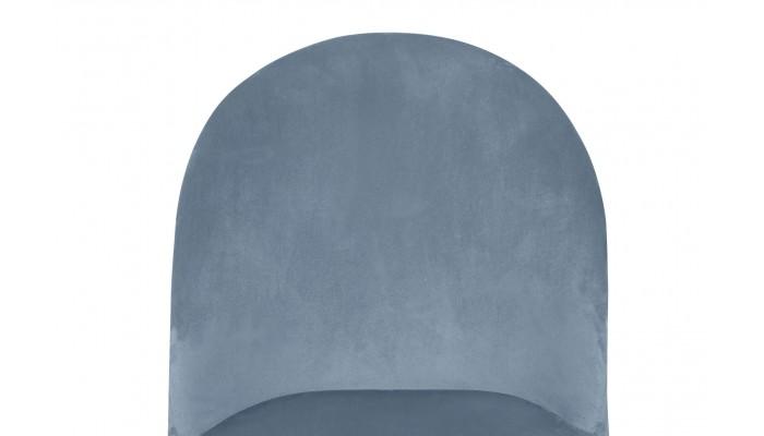 BOBY - Lit pour couchage 90x190 gris
