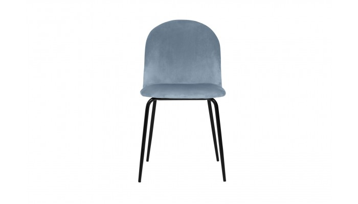 BOBY - Lit pour couchage 140x190 gris